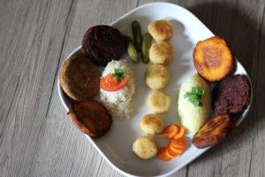 Zöldségfasírt ebédre vagy vacsorára